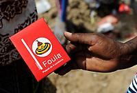 NIGER Maradi, condome brand Foula / NIGER Maradi, Kondom der Marke Foula