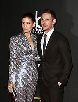 BEVERLY HILLS, CA - NOVEMBER 5: Jamie Bell, Kate Mara, at The 21st Annual Hollywood Film Awards at the The Beverly Hilton Hotel in Beverly Hills, California on November 5, 2017. <br /> CAP/MPI/FS<br /> &copy;FS/MPI/Capital Pictures