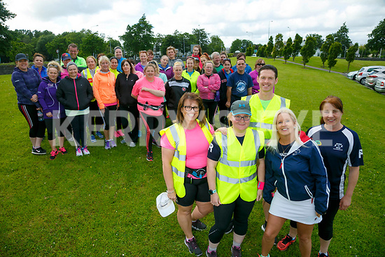 Born to Run Couch to 5k New registration started on Tuesday this week with next meeting on Thursday. Pictured Mentors Ann O'Shea, Ashley O'Shea, Tom Foley, Marilyn O Shea and Gretta Quirke with the New Runners