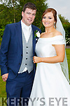 Kelly/Molyneaux wedding in the Ballygarry Hotel on Saturday June 30th.