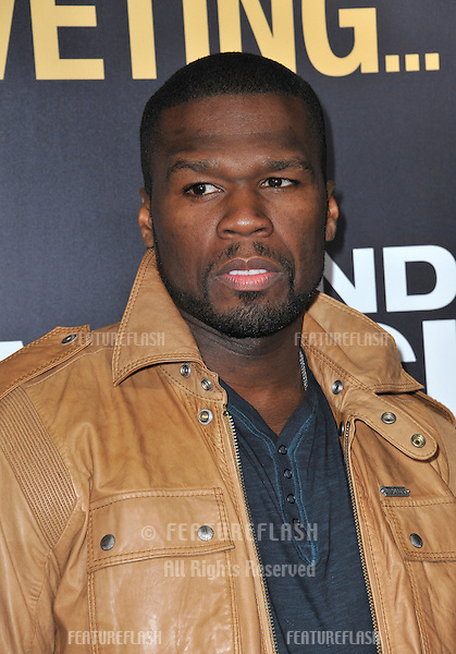 "Curtis ""50 Cent"" Jackson at the premiere of ""End of Watch"" at the Regal Cinemas LA Live..September 17, 2012  Los Angeles, CA.Picture: Paul Smith / Featureflash"
