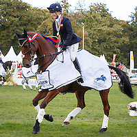 2-GBR/IRL RIDERS: 2015 FRA-Mondial du Lion World YEH Championships