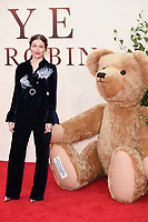 Kelly MacDonald at the World Premiere of &quot;Goodbye Christopher Robin&quot; at the Odeon Leicester Square, London, UK. <br /> 20 September  2017<br /> Picture: Steve Vas/Featureflash/SilverHub 0208 004 5359 sales@silverhubmedia.com
