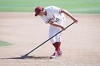 Stanford - April 18, 2015: Daniel Starwalt during the Stanford vs Utah baseball game on Klein Field at Sunken Diamond  Saturday afternoon at Stanford.<br /> <br /> Stanford won 8-1.