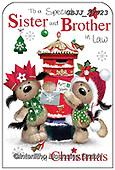 Jonny, CHRISTMAS ANIMALS, WEIHNACHTEN TIERE, NAVIDAD ANIMALES, paintings+++++,GBJJXFJ23,#xa#
