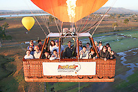 20140315 March 15 Hot Air Balloon Gold Coast