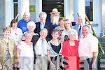 Derek Heilbran Countess Rd. Killarney celebrates his 80th birthday with his family in the Malton Hotel Wednesday evening front row l-r: Mairead Ui? Lionaird, Beryl Overty, Derek Heilbran, Betty Heilbran, Betty Coffey, Seamus Doherty. Back row: Majella Ui? Lionaird, Michael O?'Lionaird, Angela Theobald-Teahan, Risteard O?'Lionaird, Fred Overty, Beth O'Driscoll, Maria Doherty and Jimmy Coffey   Copyright Kerry's Eye 2008