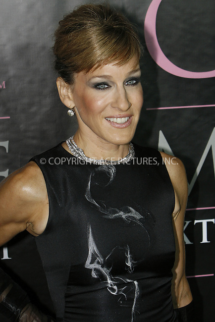 WWW.ACEPIXS.COM . . . . .  ....September 18 2008, New York City....Actress Sarah Jessica Parker arriving at the 'Sex and The City - The Movie' DVD launch at the New York Public Library on September 18 2008 in New York City.....Please byline: NANCY RIVERA - ACEPIXS.COM.... *** ***..Ace Pictures, Inc:  ..te: (646) 769 0430..e-mail: info@acepixs.com..web: http://www.acepixs.com