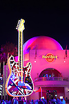 The Hard Rock Cafe at Universal CityWalk in Los Angeles, CA