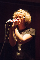 Priests plays the First Unitarian Church in Philadelphia, Pennsylvania on November 8, 2014