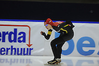 SCHAATSEN: HEERENVEEN: IJsstadion Thialf 26-02-2016, Vikingrace, Jutta Leerdam, ©foto Martin de Jong