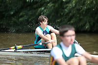 Race: 82: J14A.1x  [145]City of Swansea RC - CSW-John vs [148]Upton RC - UPT-Abel<br /> <br /> Gloucester Regatta 2017 - Saturday<br /> <br /> To purchase this photo, or to see pricing information for Prints and Downloads, click the blue 'Add to Cart' button at the top-right of the page.
