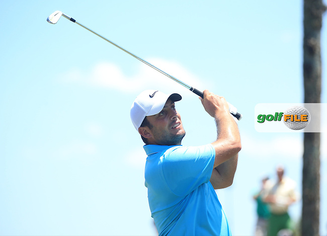 Francesco Molinari (ITA)  during the Third Round of The Players, TPC Sawgrass, Ponte Vedra Beach, Jacksonville.   Florida, USA. 14/05/2016.<br /> Picture: Golffile | Mark Davison<br /> <br /> <br /> All photo usage must carry mandatory copyright credit (&copy; Golffile | Mark Davison)
