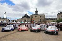 #91 PORSCHE GT TEAM (DEU) PORSCHE 911 RSR GTE PRO RICHARD LIETZ (AUT) GIANMARIA BRUNI (ITA) FREDERIC MAKOWIECKI (FRA)<br /> #92 PORSCHE GT TEAM (DEU) PORSCHE 911 RSR GTE PRO MICHAEL CHRISTENSEN (DNK) KEVIN ESTRE (FRA) LAURENS VANTHOOR (BEL)<br /> #93 PORSCHE GT TEAM (USA) PORSCHE 911 RSR GTE PRO PATRICK PILET (FRA) NICK TANDY (GBR) EARL BAMBER (NZL)<br /> #94 PORSCHE GT TEAM (USA) PORSCHE 911 RSR GTE PRO ROMAIN DUMAS (FRA) TIMO BERNHARD (DEU) SVEN MULLER (DEU)