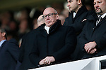 Derby owner Mel Morris during the Skybet Championship match at the iPro Stadium. Photo credit should read: Philip Oldham/Sportimage
