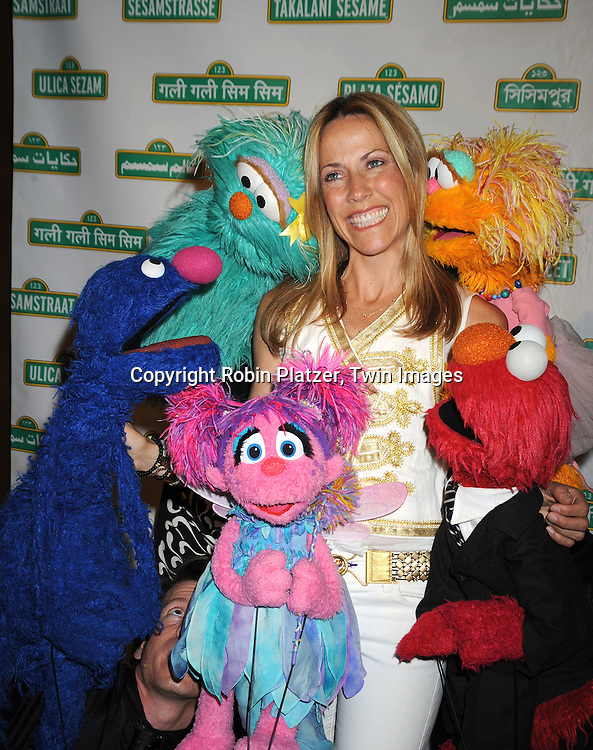 Sheryl Crow and characters