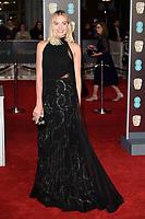 Margot Robbie<br /> arriving for the BAFTA Film Awards 2018 at the Royal Albert Hall, London<br /> <br /> <br /> ©Ash Knotek  D3381  18/02/2018