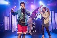 2016/09/30 Musik | Neonschwarz Live @ SO36