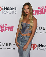 Erika Costell at iHeartRadio KIIS FM WangoTango at the Dignity Health Sports Park.