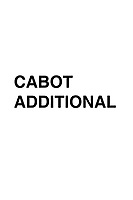 Cabot Additional