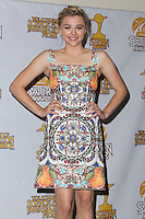 BURBANK, CA, USA - JUNE 26: Actress Chloe Grace Moretz arrives at the 40th Annual Saturn Awards held at The Castaway on June 26, 2014 in Burbank, California, United States. (Photo by Xavier Collin/Celebrity Monitor)