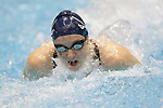INDIANAPOLIS, IN - MARCH 18: Kaitlyn Jones of the University of Virginia swims in the 200-yard butterfly during the Division I Women's Swimming & Diving Championships held at the Indiana University Natatorium on March 18, 2017 in Indianapolis, Indiana. (Photo by A.J. Mast/NCAA Photos via Getty Images)