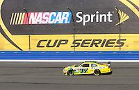 Oct. 11, 2009; Fontana, CA, USA; NASCAR Sprint Cup Series driver Matt Kenseth during the Pepsi 500 at Auto Club Speedway. Mandatory Credit: Mark J. Rebilas-
