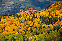Near Brian Head Utah, high country colors.<br />