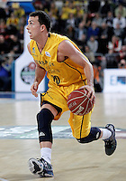 Herbalife Gran Canaria's Ryan Toolson during Spanish Basketball King's Cup match.February 07,2013. (ALTERPHOTOS/Acero) /NortePhoto