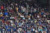 Photographer Dave Howarth/CameraSport<br /> <br /> The Carabao Cup First Round - Bradford City v Preston North End - Tuesday 13th August 2019 - Valley Parade - Bradford<br />  <br /> World Copyright © 2019 CameraSport. All rights reserved. 43 Linden Ave. Countesthorpe. Leicester. England. LE8 5PG - Tel: +44 (0) 116 277 4147 - admin@camerasport.com - www.camerasport.com