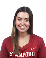 Stanford, CA - September 20, 2019: Annika Begley, Athlete and Staff Headshots