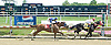 King Zog winning at Delaware Park on 6/30/10