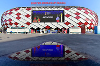 General Spartak stadium view during the FIFA 2018 World Cup Russia <br /> Moscow 23-06-2018 <br /> Football FIFA World Cup Russia  2018 <br /> Foto Panoramic/Insidefoto
