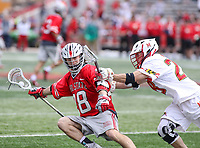 NCAA LACROSSE: Ohio St. at Maryland