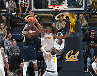Berkeley, CA - December 10th, 2016:  CAL Men's Basketball's 86-61 victory over UC Davis at Haas Pavilion.