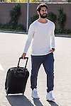Spainsh Francisco Alarcon Isco arriving at the concentration of the spanish national football team in the city of football of Las Rozas in Madrid, Spain. November 08, 2016. (ALTERPHOTOS/Rodrigo Jimenez)