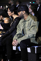 The Weekend in a front row at the  Fashion for Relief Cannes 2018 during the 71st annual Cannes Film Festival at Aeroport Cannes Mandelieu on May 13, 2018 in Cannes, France. <br /> CAP/GOL<br /> &copy;GOL/Capital Pictures