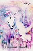 Marie, MODERN, MODERNO, paintings+++++GiftOfPeace,USJO40,#N# Joan Marie unicorn