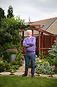 Very Rev Dr) Norman Hamilton OBE at home in his garden in Ballymena, County Antrim, Wednesday, June 12, 2019.  (Photo by Paul McErlane for Belfast Telegraph)