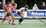 AMSTELVEEN - Elke Boers (Hurley) .Hoofdklasse competitie dames, Hurley-HDM (2-0) . COPYRIGHT KOEN SUYK