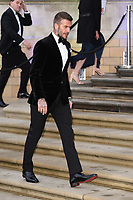 "David Beckham<br /> arriving for the world premiere of ""Our Planet"" at the Natural History Museum, London<br /> <br /> ©Ash Knotek  D3491  04/04/2019"