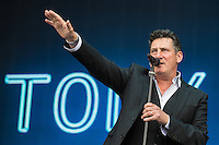 Tony Hadley at Rewind South 80s Festival 20th August 2016