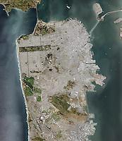 San Francisco Aerial Maps