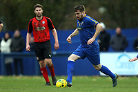 Jack Stevenson of Romford  during Romford vs Coggeshall Town, BetVictor League North Division Football at the Brentwood Centre on 16th November 2019