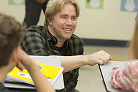 Wonder (2017)<br /> Director Stephen Chbosky on the set of <br /> *Filmstill - Editorial Use Only*<br /> CAP/KFS<br /> Image supplied by Capital Pictures