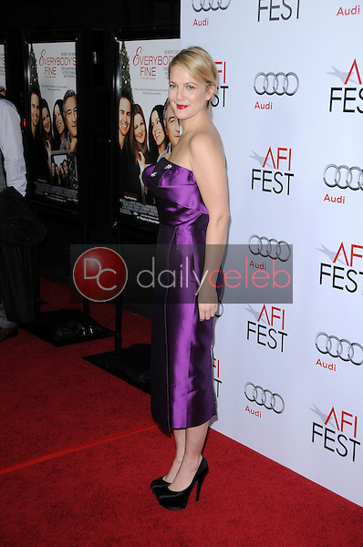 Drew Barrymore<br /> at the AFI Fest 2009 Screening of 'Everybody`s Fine,' Chinese Theater, Hollywood, CA. 11-3-09<br /> David Edwards/Dailyceleb.com 818-249-4998