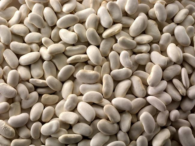Whole uncooked Dermason Beans