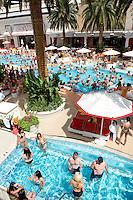 Encore Beach Club at Encore Casino and Resort. Las Vegas, Nevada, USA