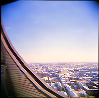 "lomographic series ""distant view"" - photo: Francis Rembarz"