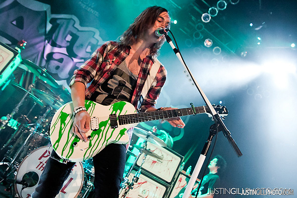 Pierce The Veil House Of Blues Concert